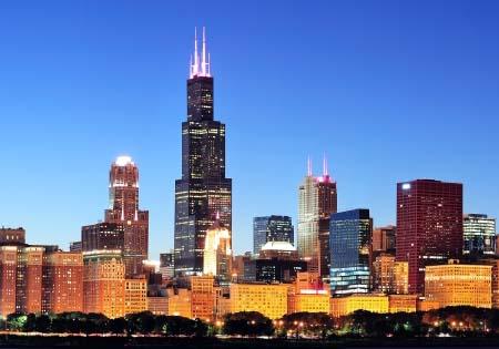 willis tower i chicago severdighet