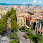 storbyferie i barcelona i mars