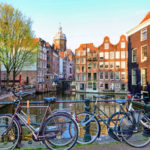 storbyferie om våren i amsterdam