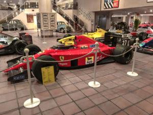 bilmuseum i monaco