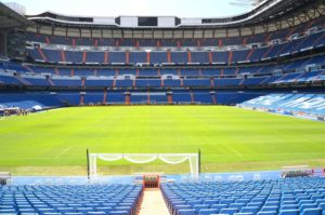 fotballkamp i madrid