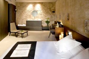 Caro Hotel - luksushotell i valencia
