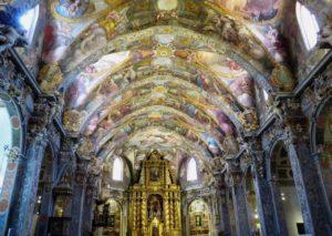 Iglesia de San Nicolas de Bari y San Pedro Martir