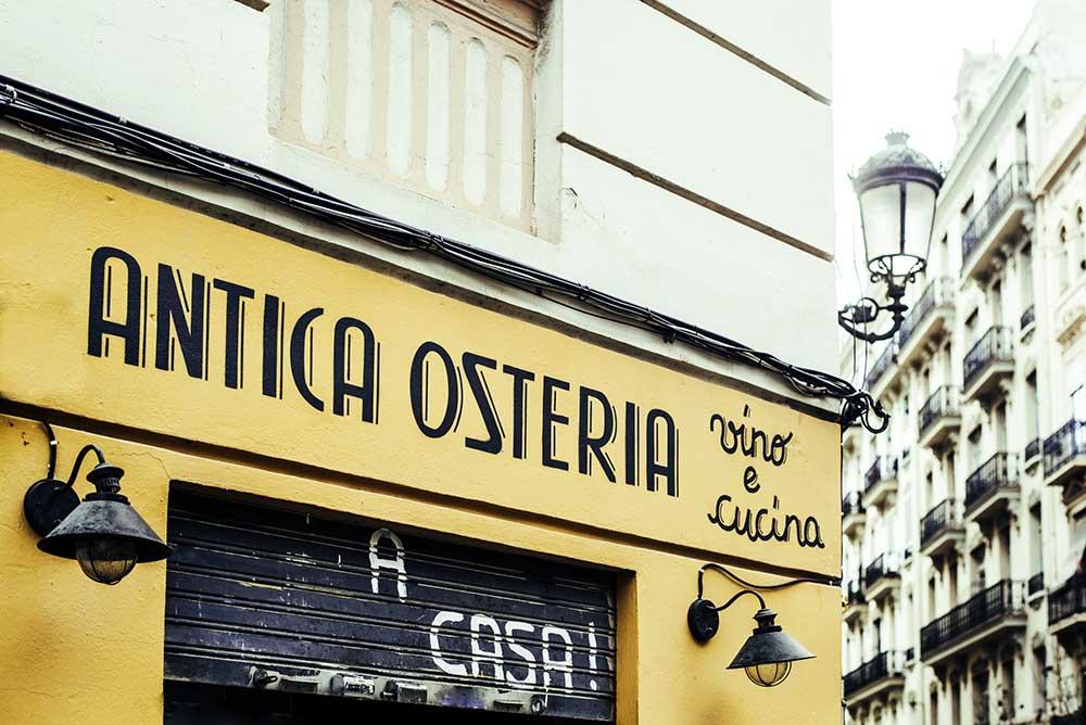 restaurant i valencia