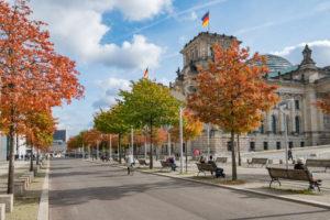 storbyferie i berlin om høsten