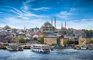 storbyferie istanbul