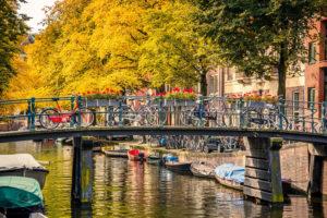 storbyferie til amsterdam om høsten