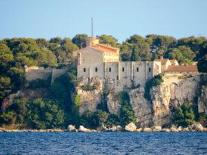 Fort Royal på Ile St-Marguerite