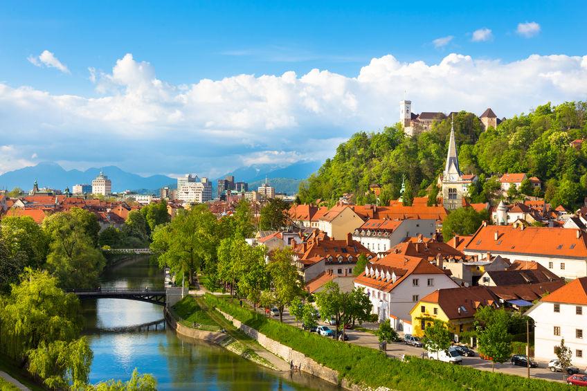 storbyferie til Ljubljana