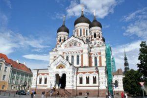 Aleksandr Nevskij katedralen i tallinn
