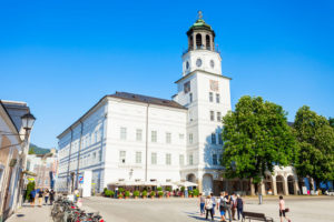 Salzburg Museum i Salzburg