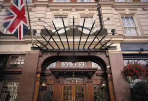 anbefalt hotell london