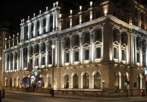 anbefalte luksushotell i london