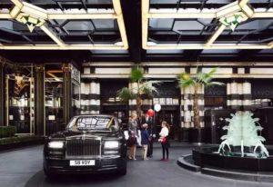 luksushotell london