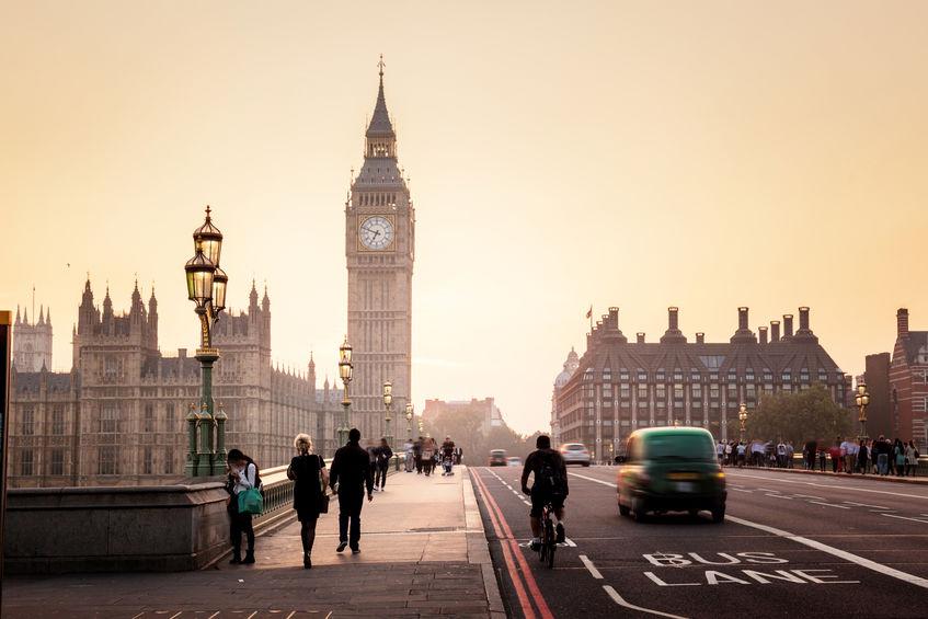 topp 5 luksushotell i london