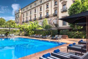 Hotel Alfonso XIII - beste hotell i sevilla