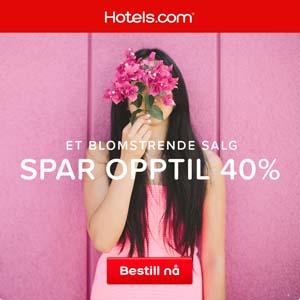 billig storbyferie hotell