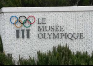 olympisk museum lausanne