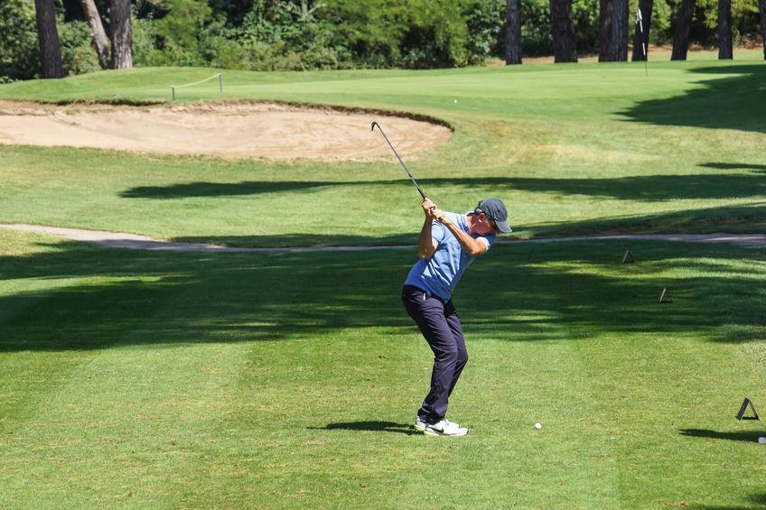 storbyferie med golf på programmet