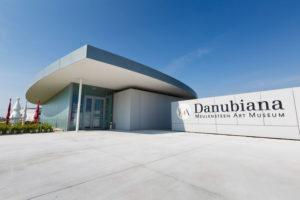 Danubiana kustmuseum i bratislava