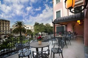 Grand Hotel Savoia - anbefalt hotell i genova