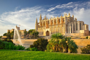 La Seu katedralen i palma