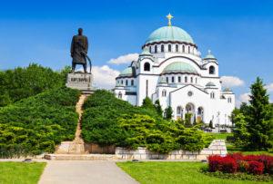 Sankt Savakirken beograd