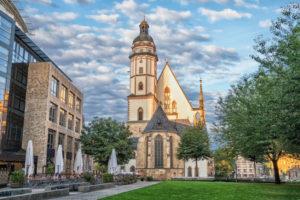 Sankt Thomaskirken i leipzig