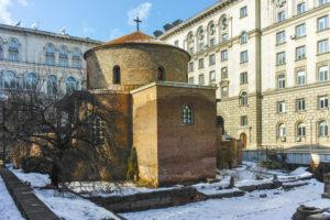 St. Georg-kirken i sofia