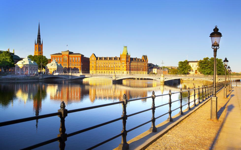 bilferie til stockholm