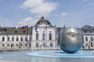 presidentpalasset i bratislava