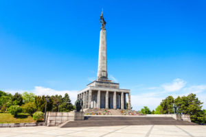 slavin krigsminne i bratislava