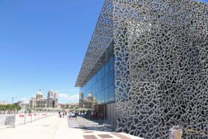 Museum of European and Mediterranean Civilisations (MuCEM) in Me