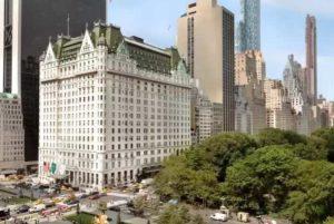 anbefalt hotell new york