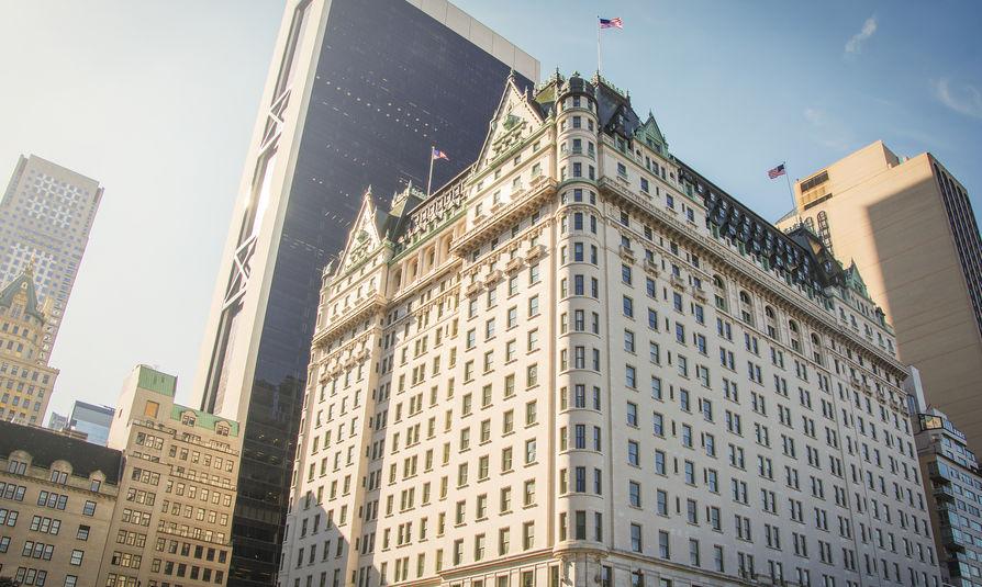berømte hotell i new york