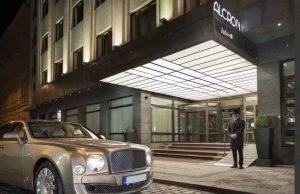 Alcron Hotel Prague - anbefalt femstjerner hotell i praha