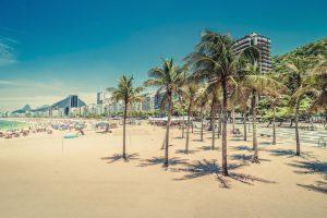 Copacabana-stranden
