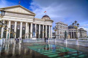 Makedonias arkeologiske museum i skopje