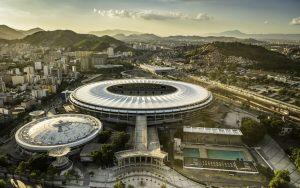 Maracanã stadion i rio de janeiro