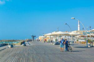 Old Tel Aviv Port Area