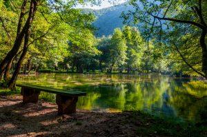 Vrelo Bosne parken i sarajevo