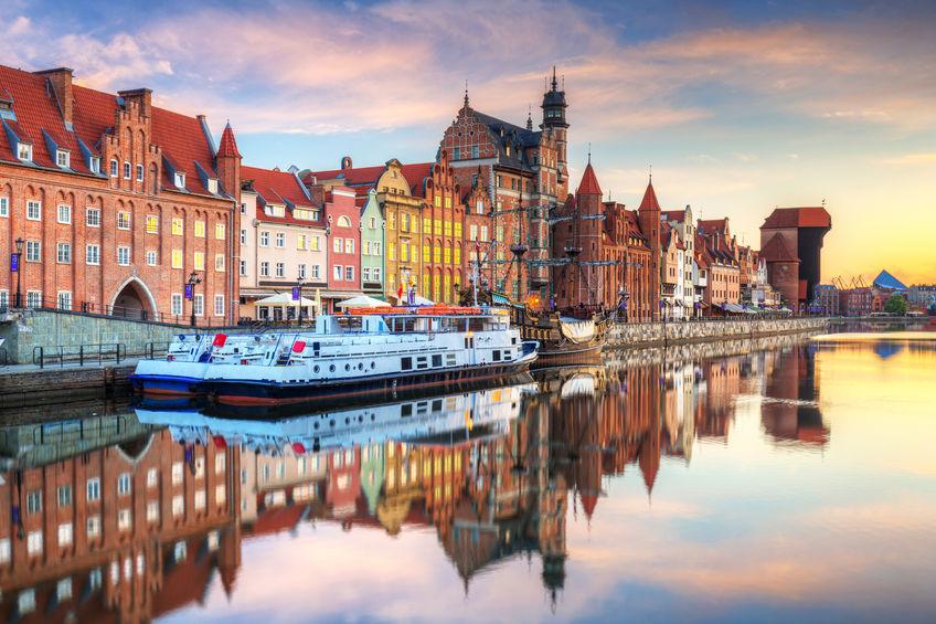anbefalte hotell i gdansk
