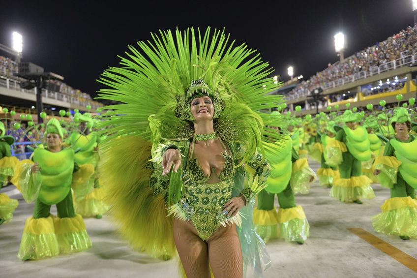 karnevalet i rio