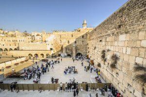 klagemuren i jerusalem