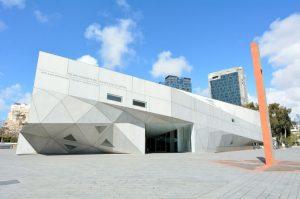 kunstmuseet i tel aviv