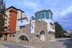 minnehuset for mor teresa