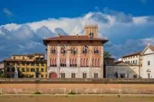 nasjonalmuseum i Pisa