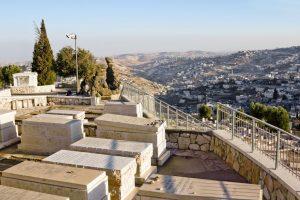 oljeberget i jerusalem