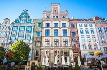 beste hotell i gdansk