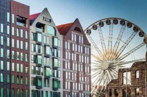 anbefalt hotell for julebord i gdansk